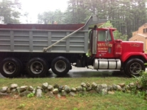 dhfletcher dump truck